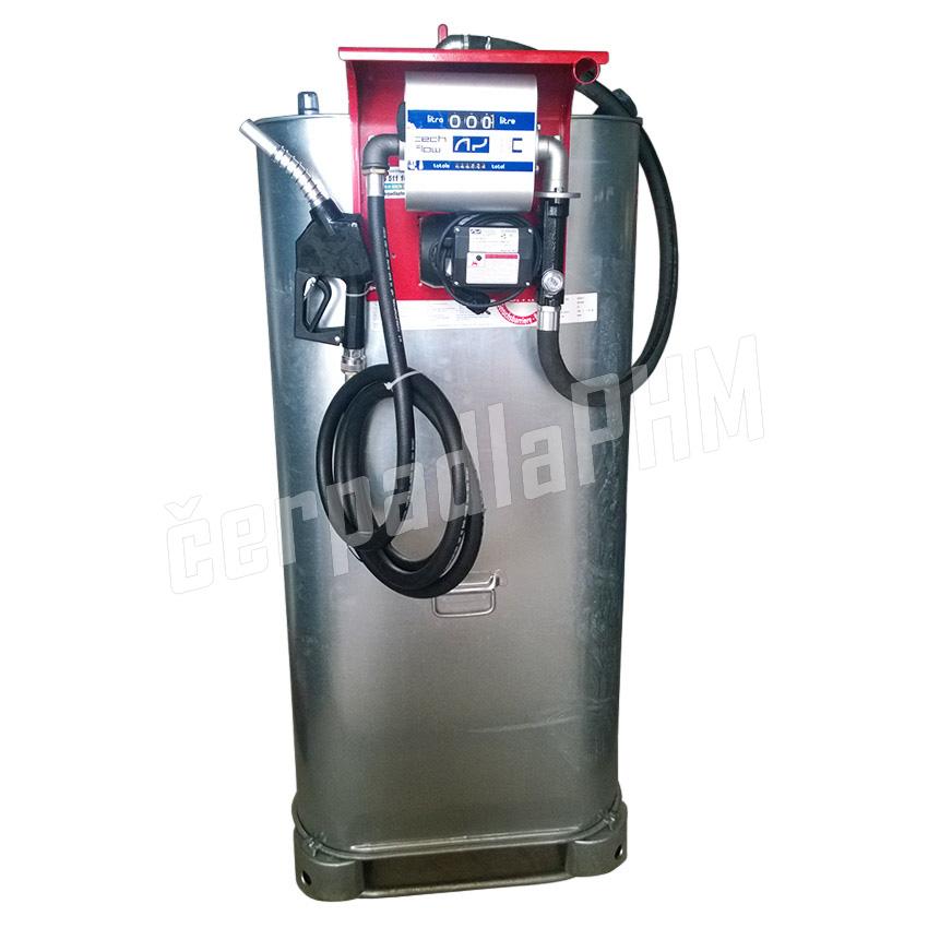 Dvojplášťová nádrž 1000 L + výd. zostava HI TECH 60l/min -230V