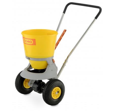 Posypový vozík SW 20-C pre použitie v náročných zimných podmienkach