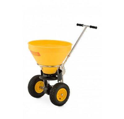 Posypový vozík SW 50-E pre použitie v náročných zimných podmienkach