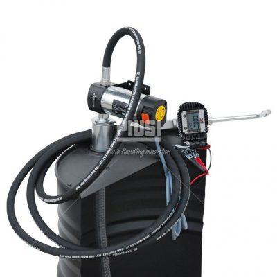 Elektrické čerpadlá na olej