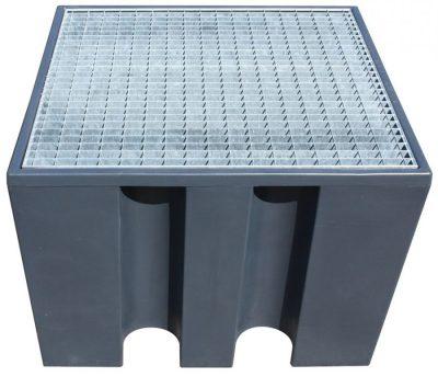 Záchytná vaňa z polyetylenu VPFIB - 928 litrov