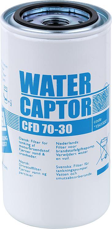 Náhradná kartuša filtra s vodným separátorom 30Mic-70l/min
