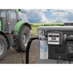 Výdajná zostava na naftu PANTHER 72 s filtrom s vodným separátorom